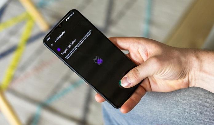 OnePlus 6T Ekran Parmak İzi