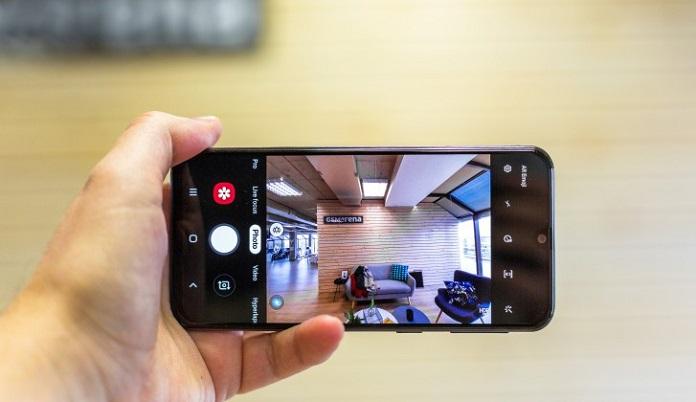 Samsung Galaxy A40 Incelemesi - Kamera