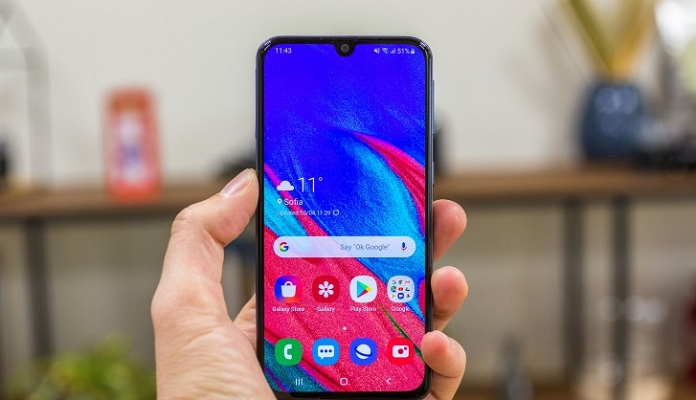 Samsung Galaxy A40 Incelemesi - One UI