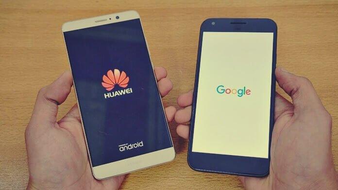 Google'dan Huawei'ye Son İyilik! Şirketler Ayrılıyor