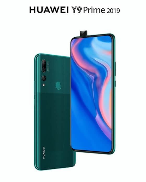 Huawei Y9 Prime 2019 Özellikleri ve Çıkış Tarihi Yayınlandı