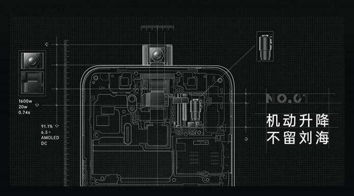 Oppo K3 Tanıtım Posteri Yayınlandı!
