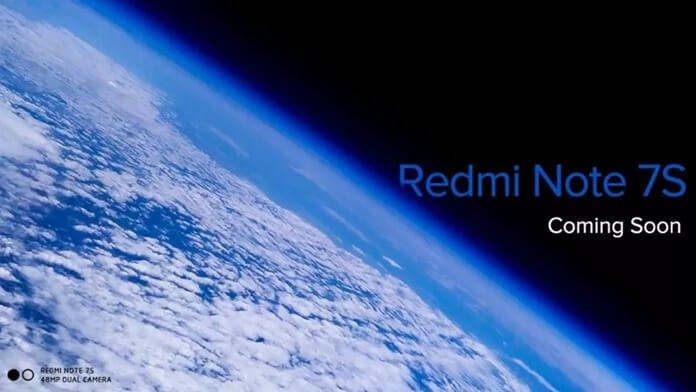 Redmi Note 7S Tanıtım Tarihi Belli Oldu!