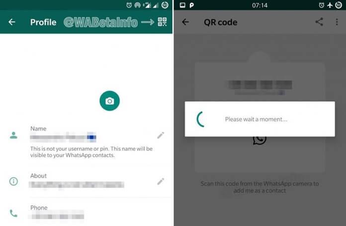 WhatsApp'a Facebook Hikayeleri ve QR Kod Ekleniyor!