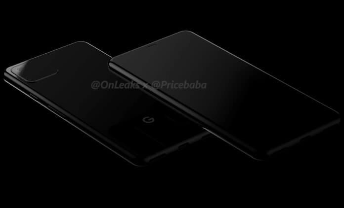 iPhone 11'e Benzer Tasarımla Google Pixel 4 Geliyor!