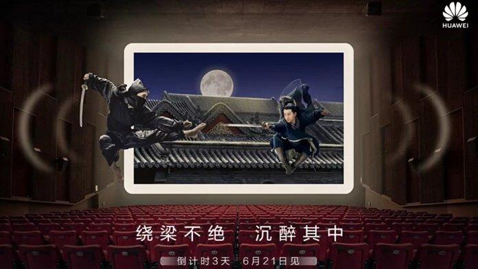 Kirin 980 Destekli Huawei MediaPad M6 21 Haziranda Geliyor!