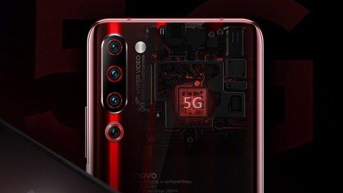 Lenovo Z6 Pro 5G Tanıtıldı - Fiyatı ve Özellikleri