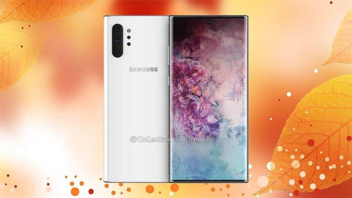 Samsung Galaxy Note 10 Serisi Ne Zaman Çıkacak?