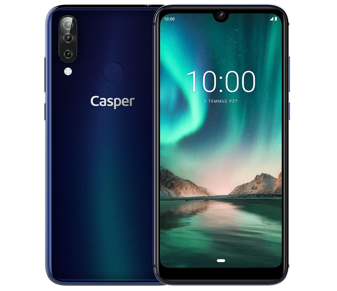 Casper VIA F3