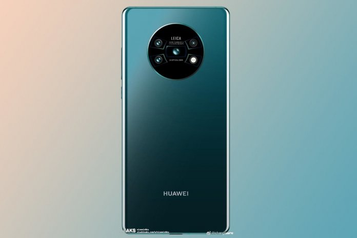 Huawei Mate 30 Pro Ekranları Ortaya Çıktı