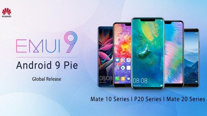 Huawei P20 ve P20 Pro EMUI 9.1