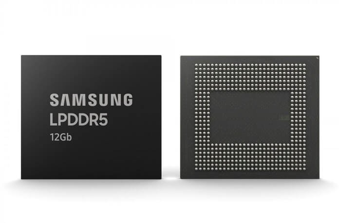 Samsung 12 GB LPDDR4X