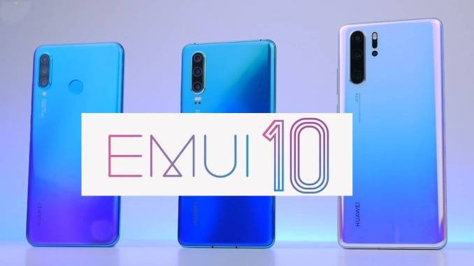 EMUI 10 Huawei Geliştirici Konferansı'nda Tanıtılacak!