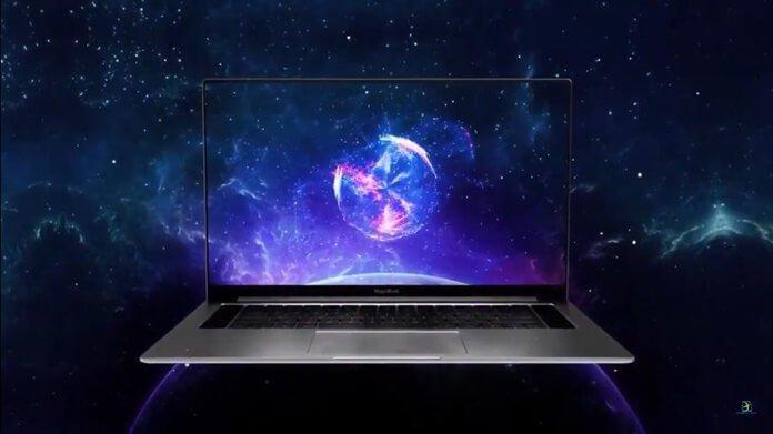 Honor MagicBook Pro Çerçevesiz Tasarımla Gelen İlk Bilgisayar Olabilir!