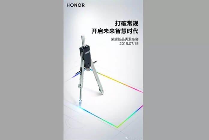 Honor Sürpriz Bir Ürün İle Karşımıza Gelebilir!