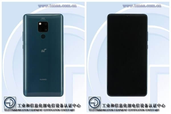 Huawei Mate 20 X 5G Rekor Düzeyde İndirme/Yükleme Bağlantısına Sahip!