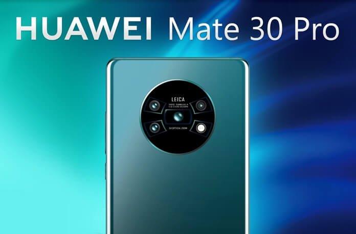 Huawei Mate 30 Pro Kamerada Bir İlke Sahip Olabilir!