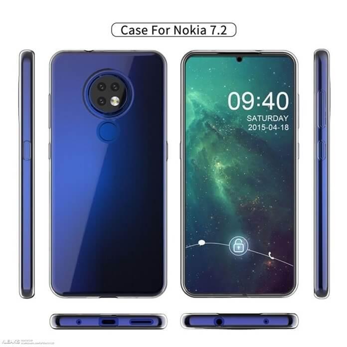 Nokia 6.2 ve Nokia 7.2 Çıkış Tarihi Netlik Kazanıyor!
