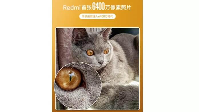 Redmi 64MP Kamera Telefonun Fotoğraf Örneğini Yayınladı!