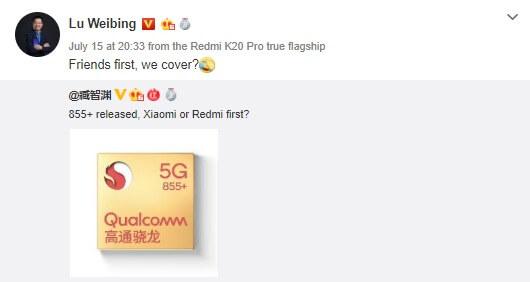 Redmi ve Realme Şimdiden Snapdragon 855 Plus'u Hedefliyor!