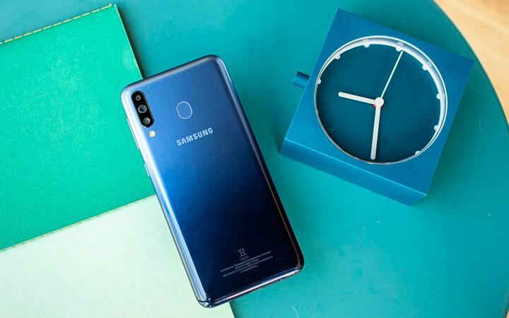 Samsung Galaxy M30 İnceleme