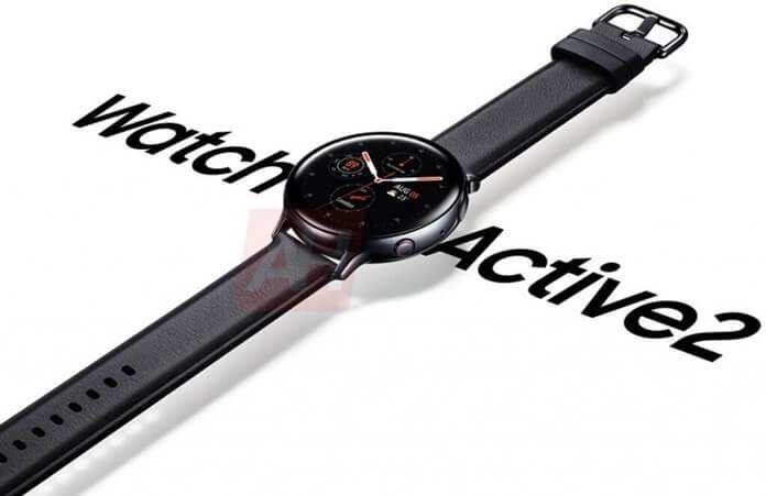 Samsung Galaxy Watch Active 2 Geliyor! İşte Özellikleri