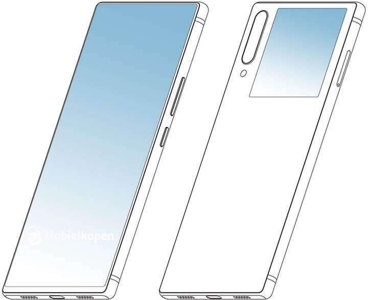 ZTE Çift Ekranlı Yeni Bir Telefonla Geliyor!
