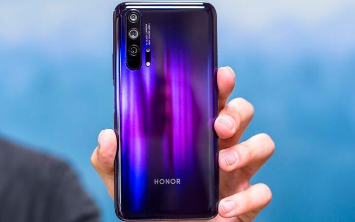 Honor 20 Pro İncelemesi