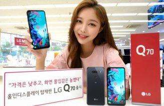 LG Q70 Tanıtıldı - Fiyatı ve Özellikleri