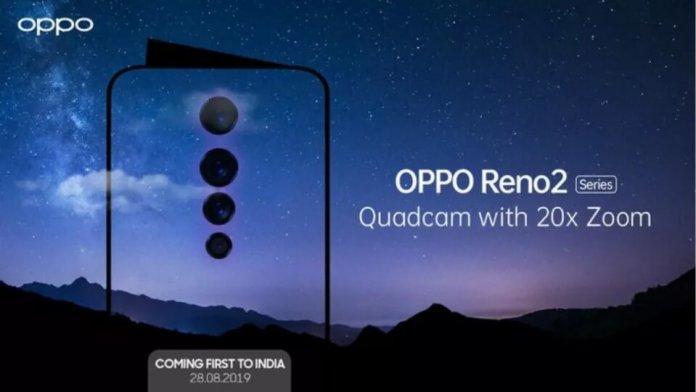 Oppo Reno 2 Özellikleriyle Oldukça Yenilikçi Olacak!