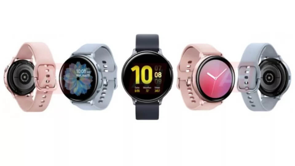 Samsung Galaxy Watch Active 2 Renk Seçenekleri Ortaya Çıktı!