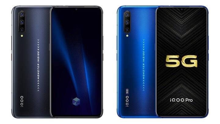 Vivo iQOO Pro ve iQOO Pro 5G Tanıtıldı - Fiyatı ve Özellikleri