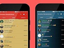 WhatsApp'a Tema Değiştirme Özelliği Gelecek!