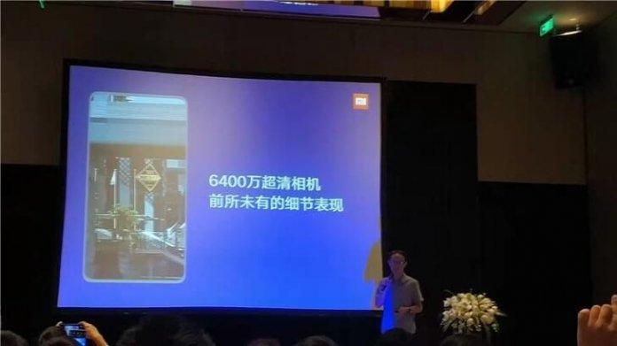 Xiaomi'den 100MP Kameralı Telefon Geliyor!