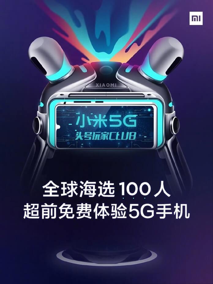 Xiaomi'nin 5G Deneyimine Ortak Olmak İster Misiniz?