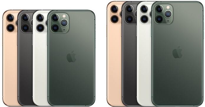 Apple iPhone 11 Pro ve 1 Pro Max Tanıtıldı - Fiyatı ve Özellikleri