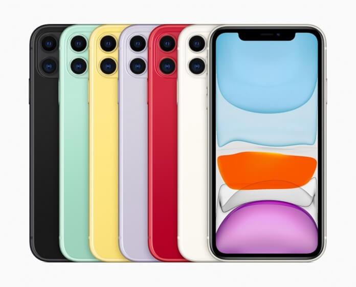 Apple iPhone 11 Tanıtıldı - Fiyatı ve Özellikleri