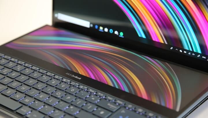 Asus ZenBook Pro Duo UX581 İncelemesi