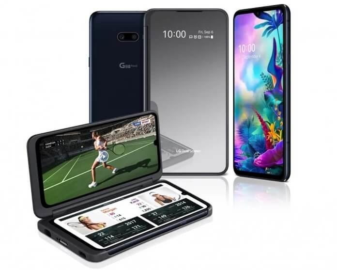 LG G8X ThinQ Tanıtıldı - Fiyatı ve Özellikleri