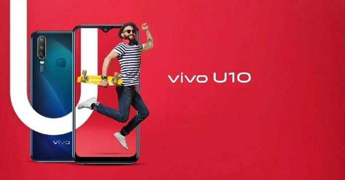 Vivo U10 Tanıtıldı - Fiyatı ve Özellikleri