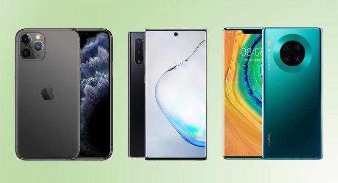 En İyi Akıllı Telefonlar (Kasım 2019)