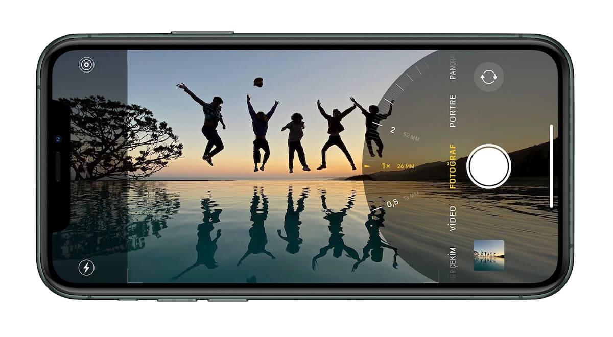 iPhone 11 Pro kameralar