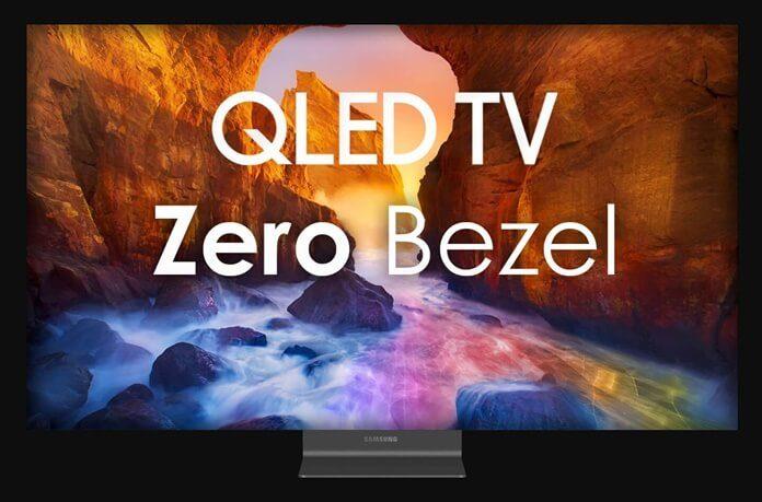 Samsung Çerçevesiz QLED TV Çıkış Tarihi ve Özellikleri!