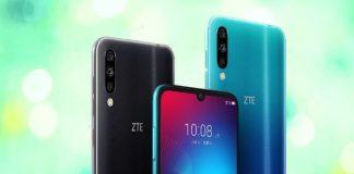 ZTE Blade 20 Smart ve Blade A7s Tanıtıldı - Fiyatı ve Özellikleri