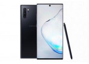 Samsung Galaxy Note 10+ (Plus) Siyah