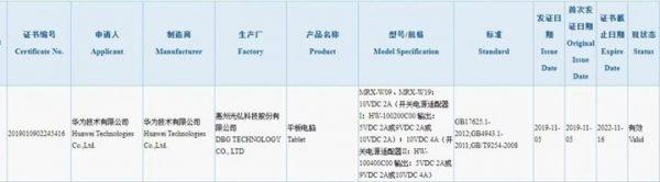 Huawei MatePad Pro Özellikleri Netlik Kazanmaya Başladı!