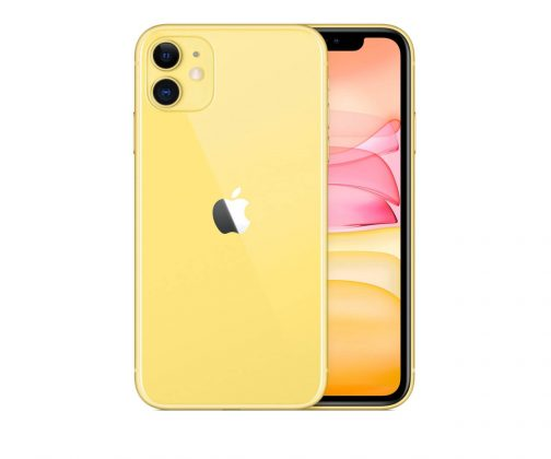 iPhone 11 Sarı