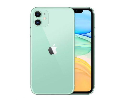 iPhone 11 Yeşil