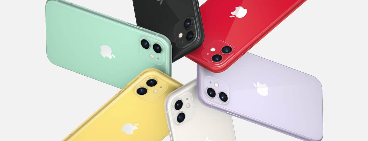 iphone 11 renk secenekleri