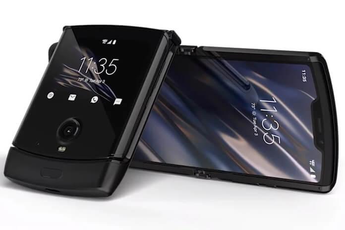 Motorola Razr Flip Tanıtıldı - Fiyatı ve Özellikleri